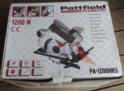 Handkreissäge Pattfield PA-