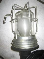 Handlampe, Stalllampe, 220