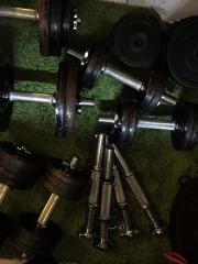 Hantelgewichte 260 kg