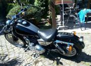 Harley 1200 zum