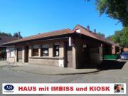 Haus mit Imbiss