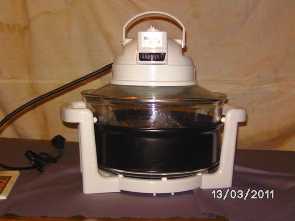 hei luftgrill turbo neu in dachau k chenherde grill mikrowelle kaufen und verkaufen ber. Black Bedroom Furniture Sets. Home Design Ideas