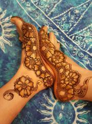 Henna Tattoo, Mehndi,