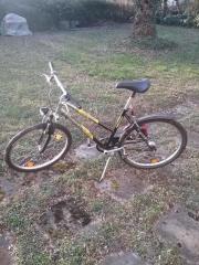 Hercules Sonics Fahrrad