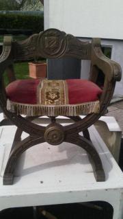 Herrschaftlicher Stuhl, historischer