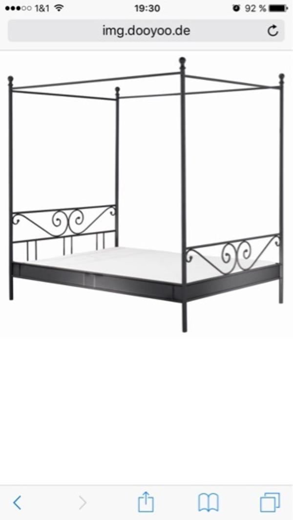 himmelbett kaufen gebraucht und g nstig. Black Bedroom Furniture Sets. Home Design Ideas
