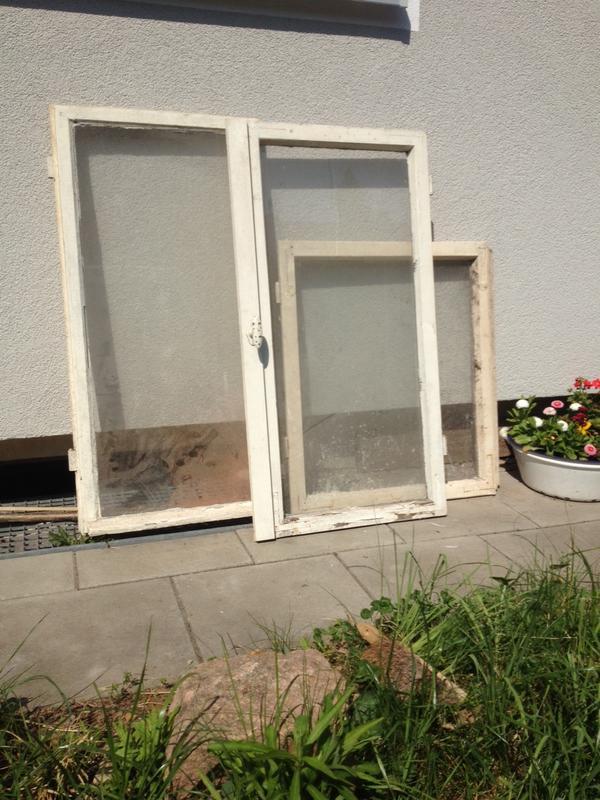 Historische fenster in n rnberg sonstige antiquit ten for Fenster 60x60