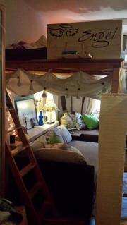 Hochbett Bett für