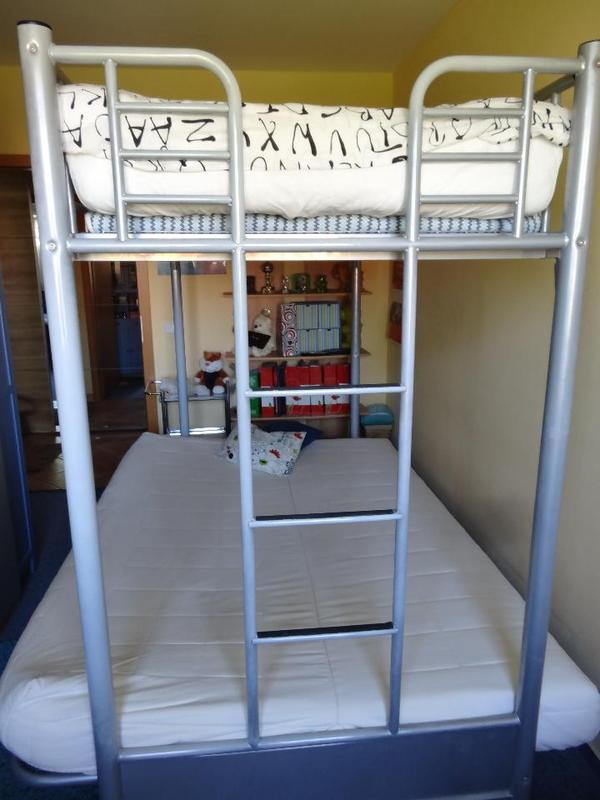 Ikea Grundtal Wall Drying Rack ~ Pin Hochbett 140×200 Ikea Tromsö Tadellos on Pinterest