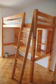 hochbett moebelum in garching haushalt m bel. Black Bedroom Furniture Sets. Home Design Ideas