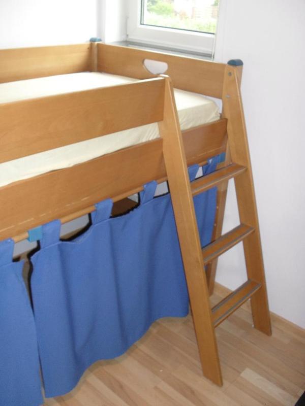 paidi hochbett neu und gebraucht kaufen bei. Black Bedroom Furniture Sets. Home Design Ideas