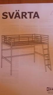 Hochbett SVÄRTA ( Ikea)
