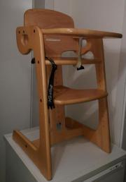 kinderhochstuhl buche kinder baby spielzeug g nstige angebote finden. Black Bedroom Furniture Sets. Home Design Ideas
