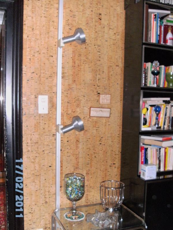 hochwertige beleuchtung alu schiene 3 strahler leuchtmittel und dimmschalter 150 muschellampen. Black Bedroom Furniture Sets. Home Design Ideas