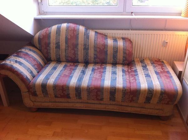hochwertige chaiselongue sofa recamiere ottomane sessel in erlangen polster sessel couch. Black Bedroom Furniture Sets. Home Design Ideas