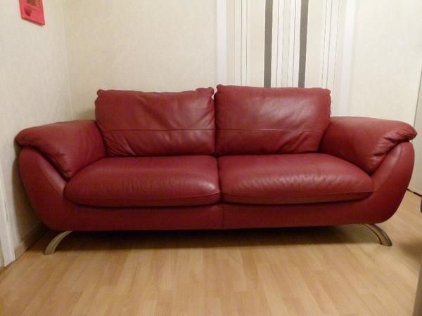 hochwertiges italienisches designer sofa in frankenthal. Black Bedroom Furniture Sets. Home Design Ideas