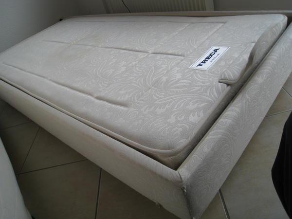 hochwertiges treca bett kopf und fu teil elektr. Black Bedroom Furniture Sets. Home Design Ideas