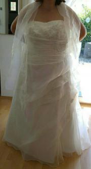 Hochzeitskleid Größe 52