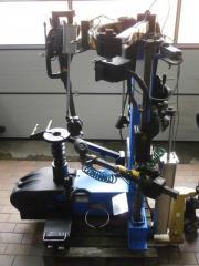 HOFMANN Reifenmontiermaschine Geodyna