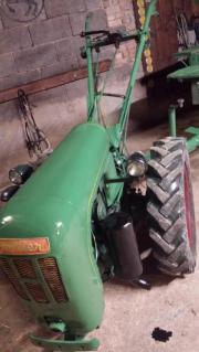 Holder Traktor E11