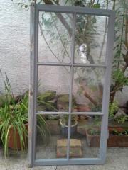 Holzfenster Sprossenfenster shabby