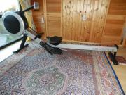 Hometrainer - Rudergerät und
