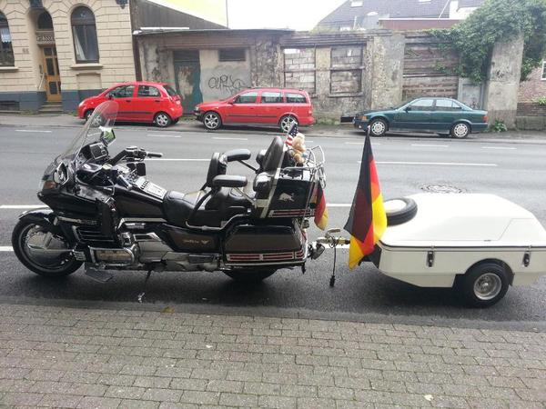 honda goldwing 1500 gl in hamburg motorrad roller. Black Bedroom Furniture Sets. Home Design Ideas
