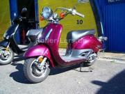 Honda Shadow 50
