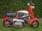 Honda Zwerg cz100