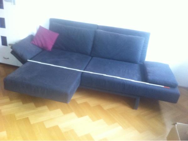 h lsta couch umbaubar zum doppelbett in berlin polster sessel couch kaufen und verkaufen. Black Bedroom Furniture Sets. Home Design Ideas