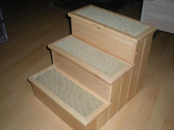 hunde treppe neu und unbenutzt in forchheim zubeh r f r. Black Bedroom Furniture Sets. Home Design Ideas