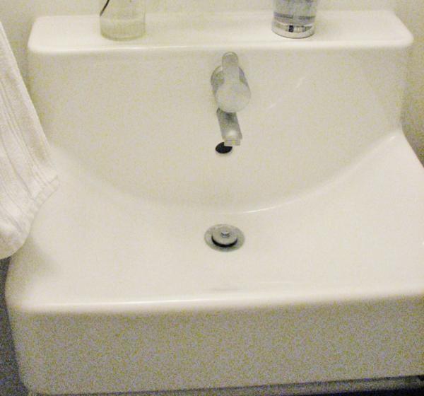 ikea ann waschbecken 80cm u mischbatterie in m nchen bad einrichtung und ger te kaufen und. Black Bedroom Furniture Sets. Home Design Ideas