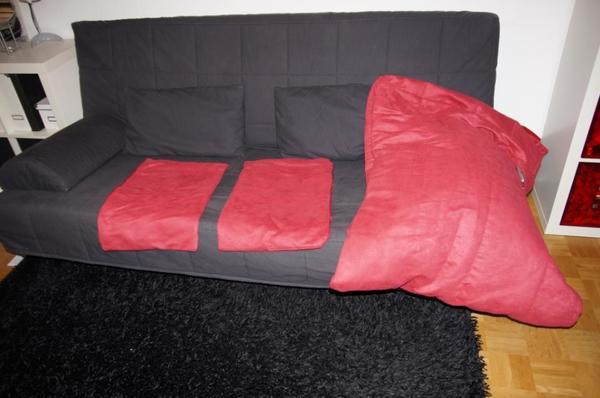 ikea beddinge schlafsofa 2 bez ge ersatzlatten in darmstadt ikea m bel kaufen und. Black Bedroom Furniture Sets. Home Design Ideas