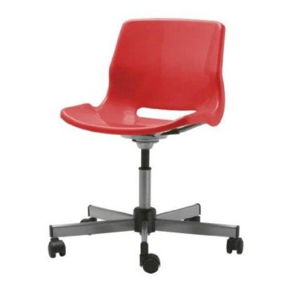 ikea b rostuhl snille in rot wie neu in k ln ikea m bel kaufen und verkaufen ber private. Black Bedroom Furniture Sets. Home Design Ideas