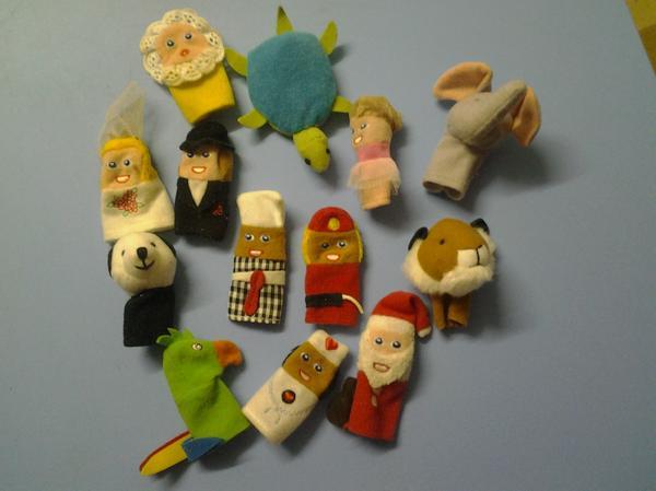 Ikea fingerpuppen in nürnberg sonstiges kinderspielzeug