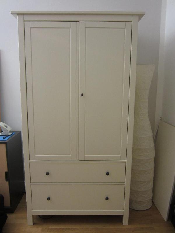 weissen kleiderschrank neu und gebraucht kaufen bei. Black Bedroom Furniture Sets. Home Design Ideas
