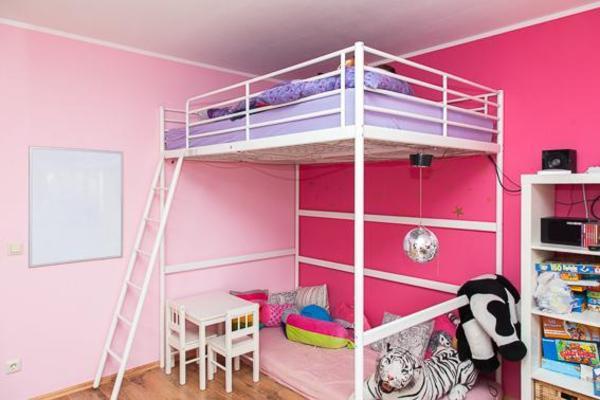 ikea hochbett troms gebraucht. Black Bedroom Furniture Sets. Home Design Ideas