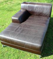 IKEA Leder Couch -