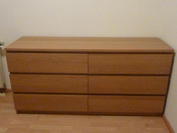 malm kommode neu und gebraucht kaufen bei. Black Bedroom Furniture Sets. Home Design Ideas