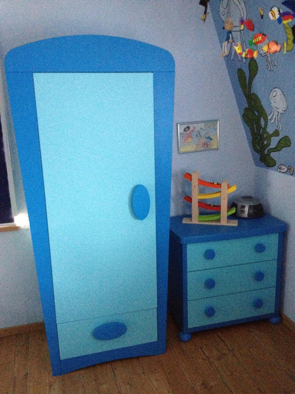 ikea mammut babyzimmer kinderzimmer in eggolsheim ikea m bel kaufen und verkaufen ber private. Black Bedroom Furniture Sets. Home Design Ideas