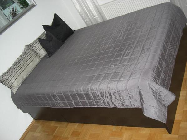 ikea oppdal bett sultan laxeby lattenrost in frankfurt. Black Bedroom Furniture Sets. Home Design Ideas