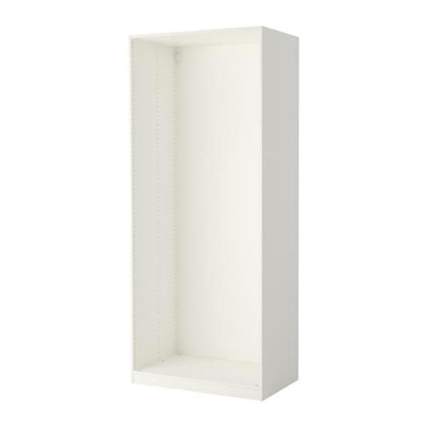 Malm Ikea White Chest Of Drawers ~ IKEA PAX weiss 75 x 58 x 236 cm selbstabholer