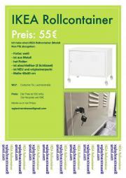 ikea metallschrank gebraucht kaufen nur 3 st bis 60 g nstiger. Black Bedroom Furniture Sets. Home Design Ideas