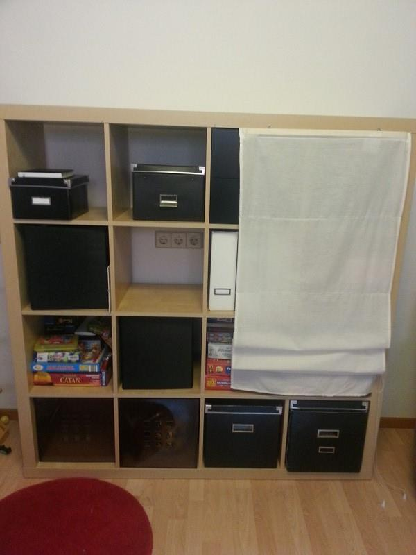 ikea raumteiler expedit buche n he karlsruhe in pfinztal. Black Bedroom Furniture Sets. Home Design Ideas