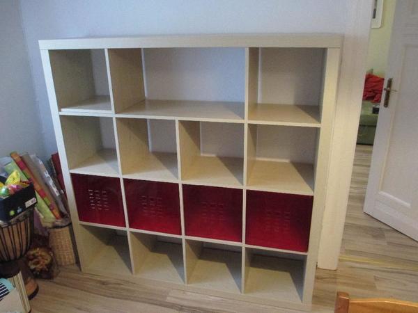 ikea expedit kallax regal ma e 150x150x40 gut erhalten aber mit leichten gebrauchsspuren. Black Bedroom Furniture Sets. Home Design Ideas