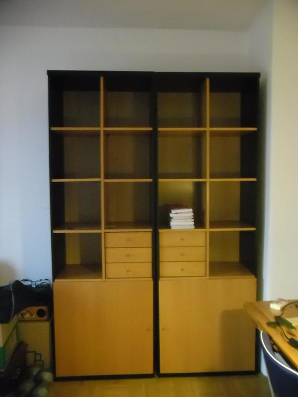 ikea regal kaufen gebraucht und g nstig. Black Bedroom Furniture Sets. Home Design Ideas