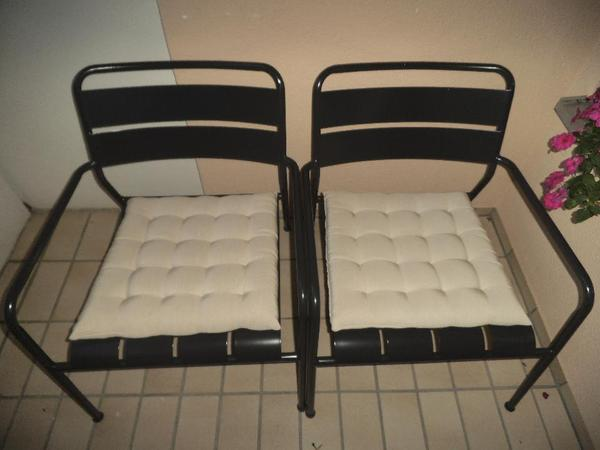 ikea rox sessel in schwarz 2x in schwetzingen ikea. Black Bedroom Furniture Sets. Home Design Ideas