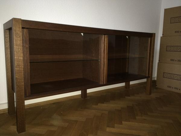 ikea sideboard lowboard vitrine in mainz ikea m bel kaufen und verkaufen ber private. Black Bedroom Furniture Sets. Home Design Ideas
