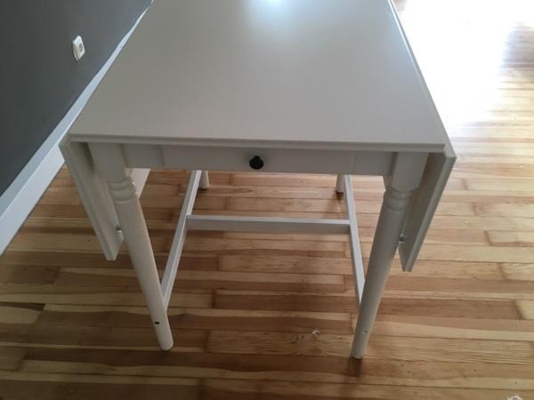ikea tisch stuhlen gebraucht kaufen nur 4 st bis 75. Black Bedroom Furniture Sets. Home Design Ideas