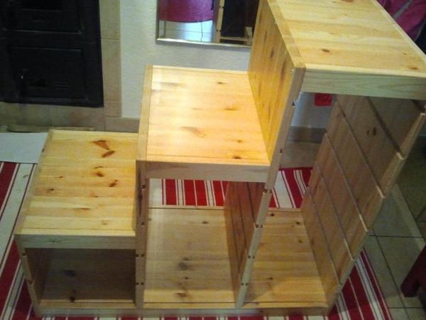 ikea trofast regalrahmen kiefer in ebersberg ikea m bel kaufen und verkaufen ber private. Black Bedroom Furniture Sets. Home Design Ideas